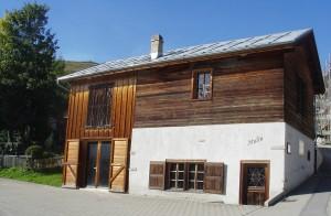 Gebäude Mulin